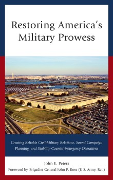 Description: Restoring America's Military Prowess