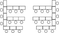 Figure 4.11 The Double E configuration can be used to introduce novelty. Source